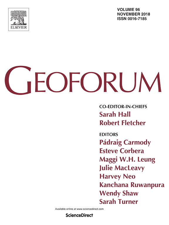 Greening rubber? Political ecologies of plantation sustainability in Laos and Myanmar