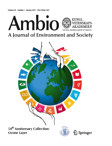 Climate change and forest communities: prospects for building institutional adaptive capacity in the Congo Basin forests