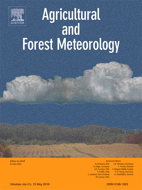 Hydrometeorological sensitivities of net ecosystem carbon dioxide and methane exchange of an Amazonian palm swamp peatland