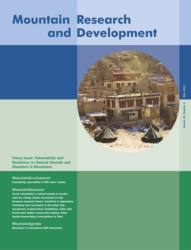 Plup fiction: Landscape simulation for participatory land use planning in Northern Lao PDR