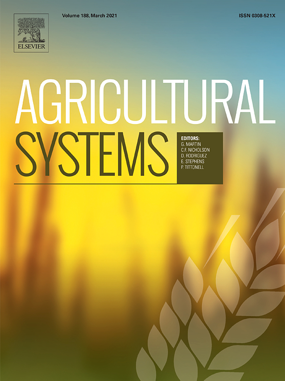 The diversity of rural livelihoods and their influence on soil fertility in agricultural systems of East Africa - A typology of smallholder farms