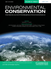 Relationships between tree species diversity and above-ground biomass in Central African rainforests: implications for REDD