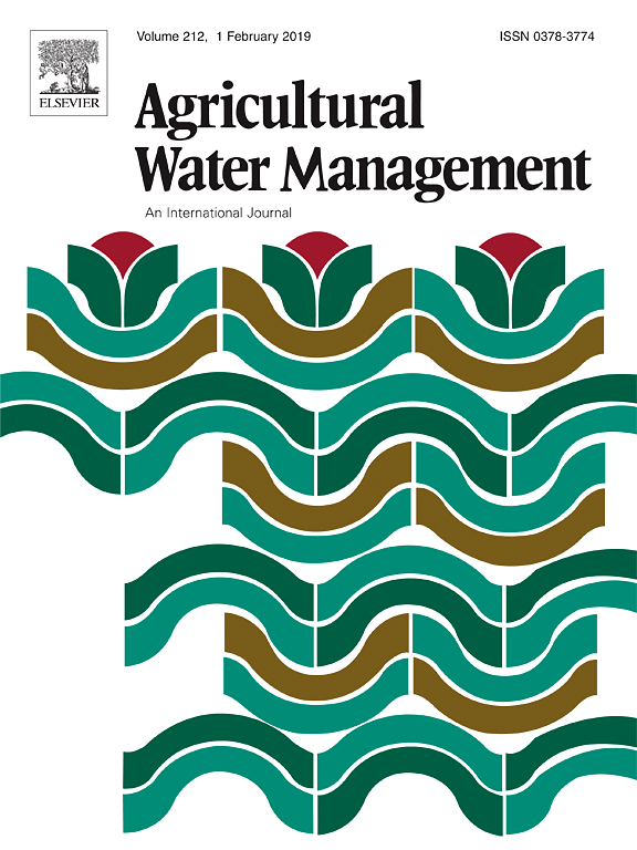 Soil salinity management on raised beds with different furrow irrigation modes in salt-affected lands