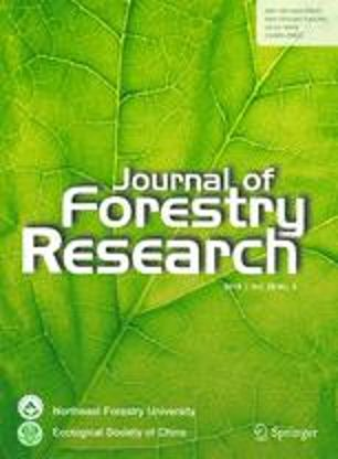 Genecological zones and selection criteria for natural forest populations for conservation: the case of Boswellia papyrifera in Ethiopia