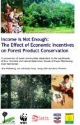 Income is not enough: the effect of economic incentives on forest product conservation: a comparison of forest communities dependent on the agroforests of Krui, Sumatra and natural dipterocarp forests of Kayan Mentarang, East Kalimantan