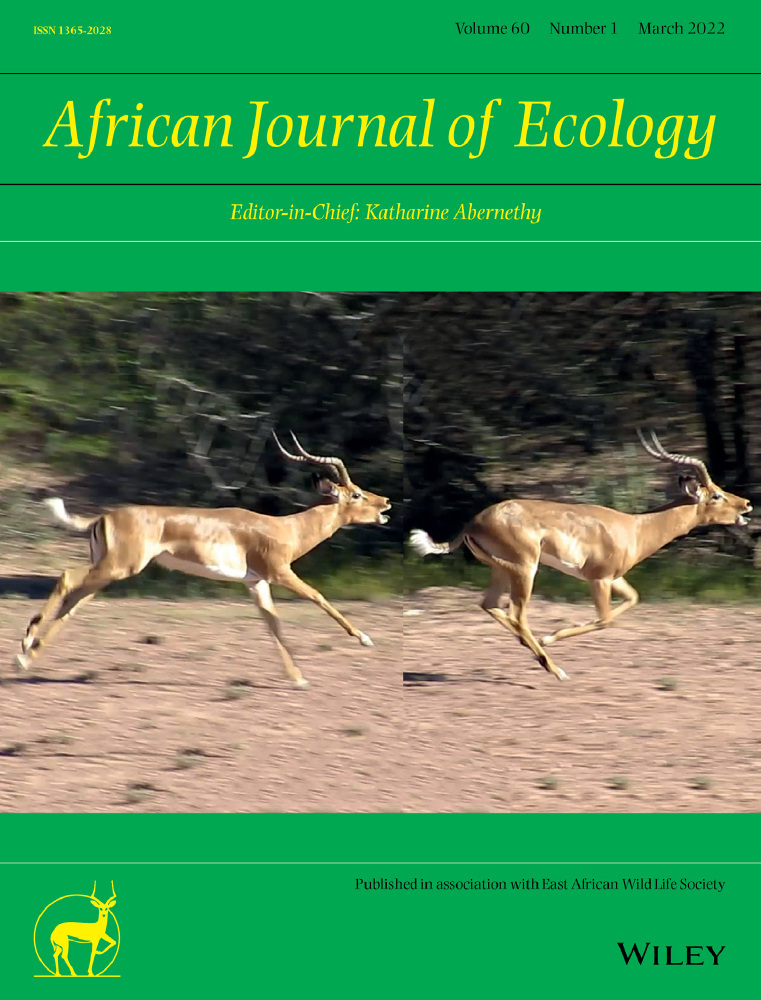 A camera trap assessment of terrestrial vertebrates in Bwindi Impenetrable National Park, Uganda