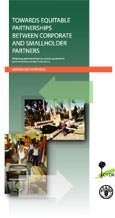 Towards equitable partnerships between corporate and smallholder partners: relating partnerships to social, economic and environmental indicators: workshop synthesis