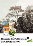Resumes des publications du CIFOR en 1997