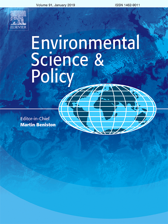 Analyzing REDD+ as an experiment of transformative climate governance: Insights from Indonesia