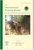 The struggle over Asia's forests: An overview of forest conflict and potential implications for REDD+