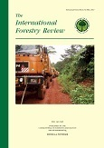 Towards more equitable terms of cooperation: local people's contribution to commercial timber concessions