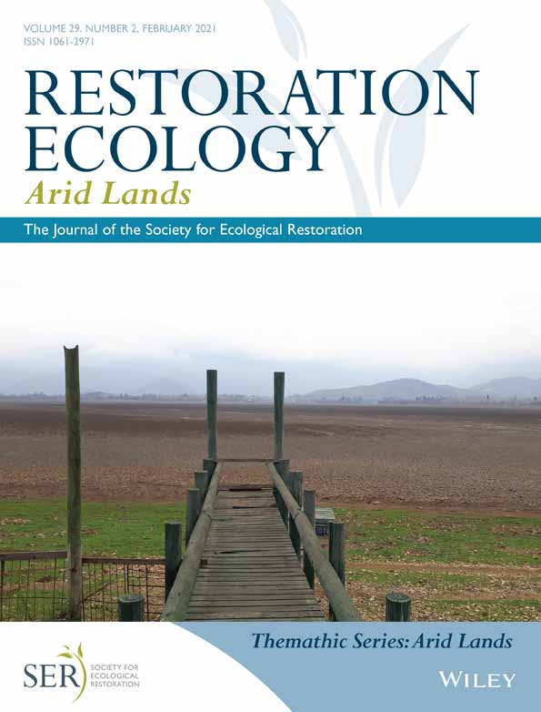 Defining ecological restoration of peatlands in Central Kalimantan, Indonesia