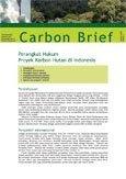 Perangkat hukum proyek karbon hutan di Indonesia