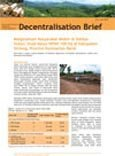 Marginalisasi masyarakat miskin di sekitar hutan: Studi kasus HPHH 100 ha di kabupaten Sintang, provinsi Kalimantan Barat