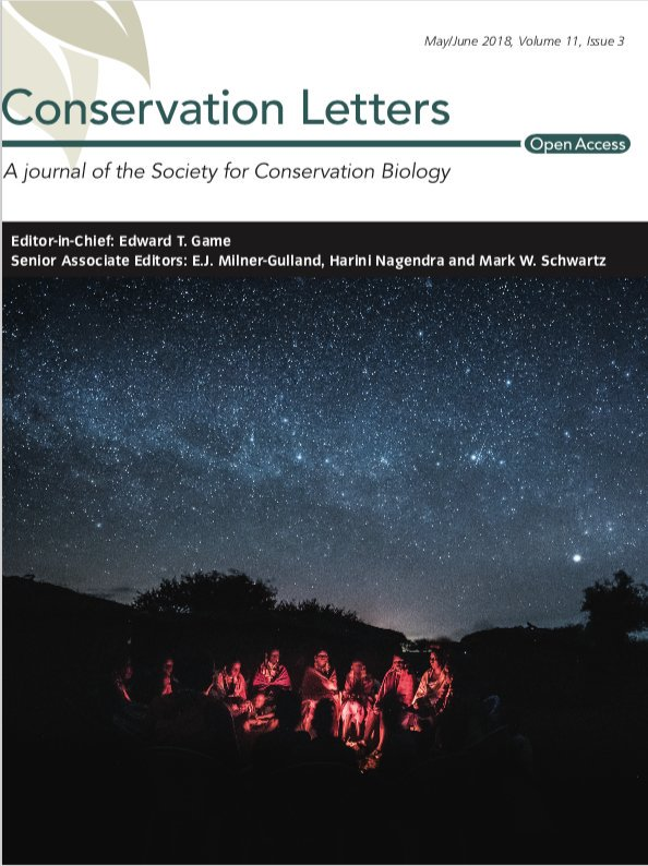 Mainstreaming Impact Evaluation in Nature Conservation