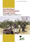 Contributing to African development through forests: strategy for engagement in sub-Saharan Africa