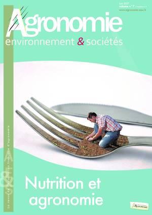 L'expérience du programme FAO/PNUE pour des systèmes alimentaires durables