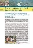 Prioritas masyarakat lokal dalam pengelolaan sumberdaya lahan hutan di hulu sungai Malinau, Kalimantan Timur