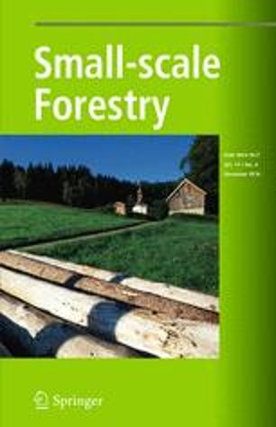 Financial performance of contract tree farming for smallholders: the case of contract eucalypt tree farming in Thailand