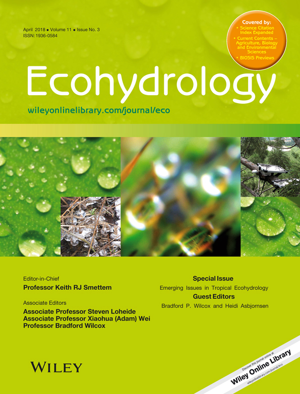 Watershed services in the humid tropics: Opportunities from recent advances in ecohydrology