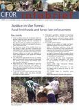 Justice in the forest: rural livelihoods and forest law enforcement