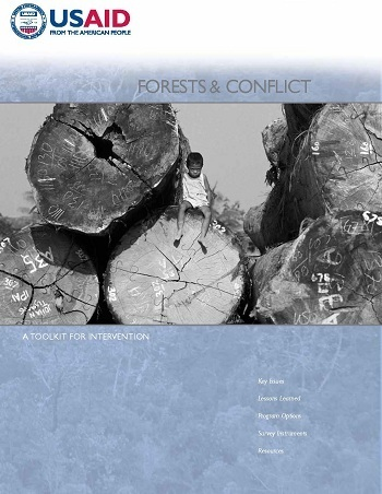 Forests and conflict: a toolkit for intervention