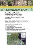 Illegal forest activities in Berau and Kutai Timur: impacts, driving forces and remedies