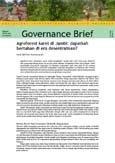 Agroforest karet di Jambi: dapatkah bertahan di era desentralisasi?