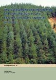 The assessment and monitoring of forest resources and forestry products statistics in China