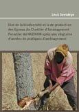 Etat de la biodiversité et la de production des ligneux du Chantier d'Aménagement Forestier du NAZINON après une vingtaine d'années de pratiques d'aménagement