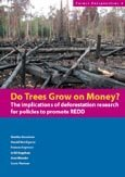 Do trees grow on money?: the implications of deforestation research for policies to promote REDD