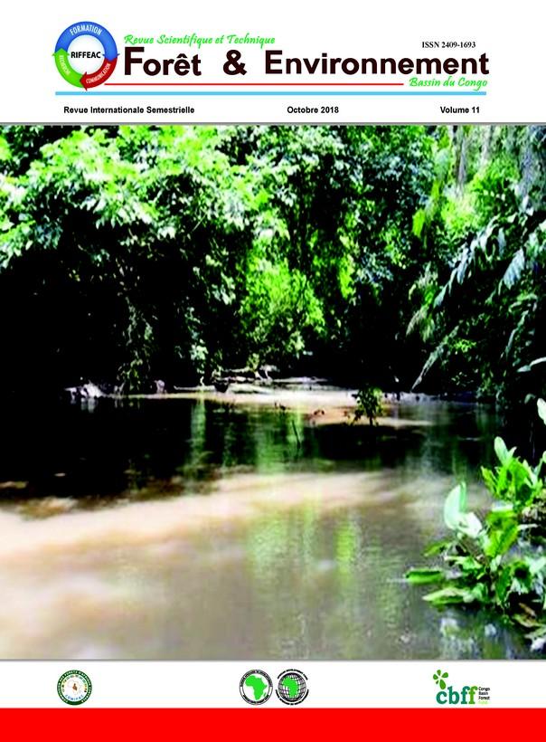 Organisation des populations de Limbali (Gilbertiodendron dewevrei) et leur dynamique de colonisation dans les forêts de la Cuvette Centrale Congolaise