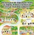 Panduan pemberdayaan lembaga masyarakat desa hutan (LMDH)