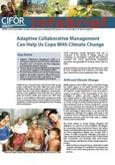 Adaptive collaborative management can help us cope with climate change