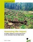 Assessing the impact of CIFOR's influence on policy and practice in the Indonesian pulp and paper sector
