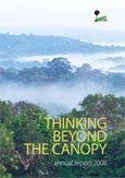 CIFOR annual report 2008: Thinking beyond the canopy