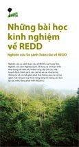 Nhung bài hoc kinh nghiem ve  REDD: Nghiên cuu So sánh Toàn cau ve  REDD