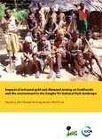 Impacts of artisanal gold and diamond mining on livelihoods and the environment in the Sangha Tri-National Park landscape