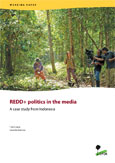 REDD+ politics in the media: a case study from Indonesia
