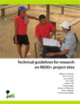 Technical guidelines for research on REDD+ project sites with survey instruments and code book