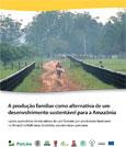 A produção familiar como alternativa de um desenvolvimento sustentável para a Amazônia: Lições aprendidas de iniciativas de uso florestal por produtores familiares na Amazônia boliviana, brasileira, equatoriana e peruana