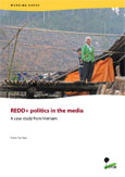 REDD+ politics in the media: A case study from Vietnam