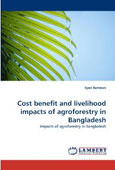 Cost benefit and livelihood impacts of agroforestry in Bangladesh: Impacts of agroforestry in Bangladesh