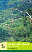 Enfoque en los bosques: Es hora de actuar: informe Anual 2010