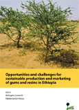 Challenges, opportunities and actions for sustainable gum and resin production