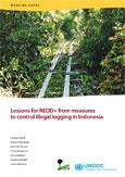 Lessons for REDD+ from measures to control illegal logging in Indonesia