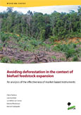 Avoiding deforestation in the context of biofuel feedstock expansion: An analysis of the effectiveness of market-based instruments