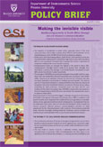 Making the invisible visible: Ameliorating poverty in South Africa through natural resource commercialisation