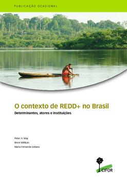 O contexto de REDD+ no Brasil: Determinantes, atores e instituições