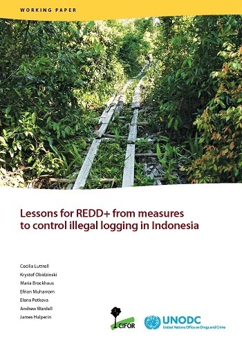 Lessons for REDD+ from measures to control illegal logging in Indonesia: Summary report